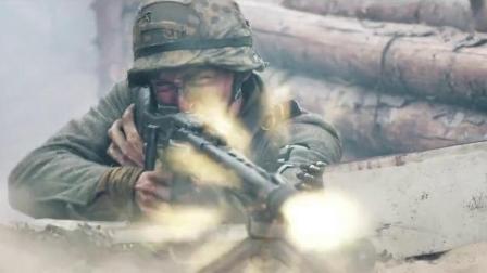 《1944》难得看到德军面对苏联钢铁洪流的阵地战, 德国陆军的强大不是吹的