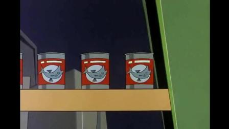 猫和老鼠: 汤姆和杰瑞都变成罐头了, 鲨鱼都能上梯子了