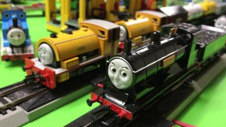 Twins vs Twins~ You Picked the Race! Thomas & Friends Bachma