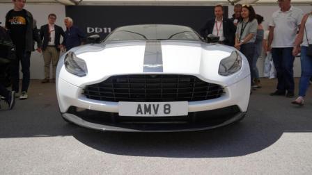 【视频】《Going》英国车牌数字解读 参观阿斯顿马丁修复工厂
