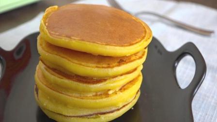 懒人必备的快手早餐奶香玉米饼, 赶紧来试试