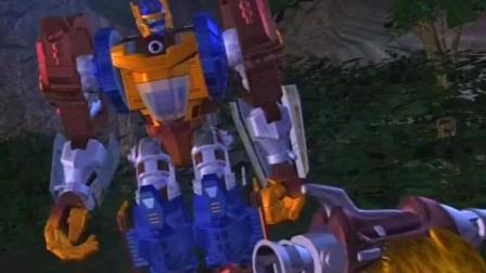 90后集体回忆《猛兽侠》, 黄豹勇士变异后新形态亮相, 战斗力爆表