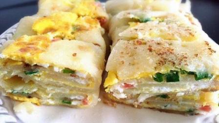 用鸡蛋可以做什么好吃的早餐『进击的中国美食』