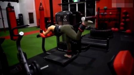 当你看完这个视频后, 你是不是又有健身的动力了呢