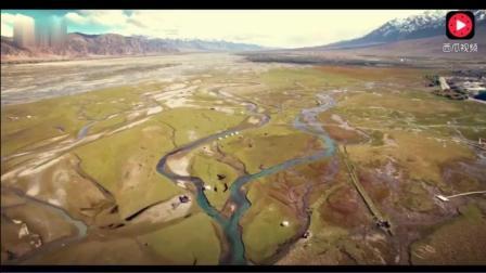 万山之祖, 巍巍昆仑! 航拍昆仑山, 欣赏那些你也许永远无法看到的人间美景!