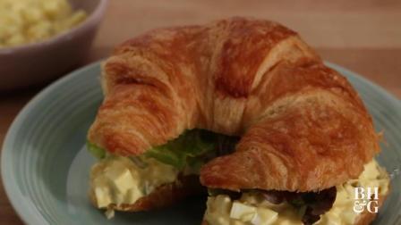 特色美食, 鸡蛋沙拉三明治