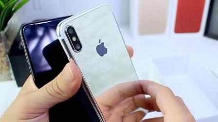 银色 iPhone 8! 好丑啊