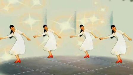 广场舞梦见你的那一夜 优美形体舞 応子编舞