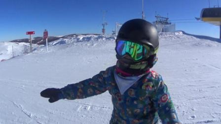 崇礼滑雪单板换仞