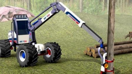 德国机械自动化黑科技