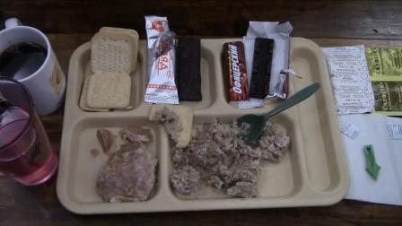 【野战口粮】俄罗斯山地作战口粮2号餐-土豆牛肉燕麦饭(午晚餐)