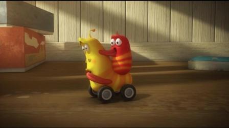 爆笑虫子: 吃太多辣椒, 就会像黄虫一样爽到停不