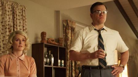 家庭与家庭之间的勾心斗角 黑色喜剧罪片《迷镇》