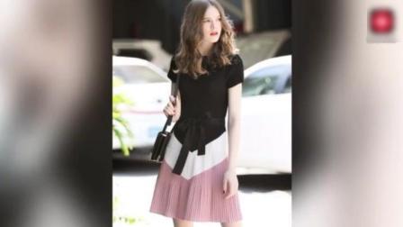 欧美时尚模特街拍!