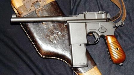 【讲堂125期】100多年前在国外被嫌弃的手枪, 来到中国之后却发生了巨大的变化