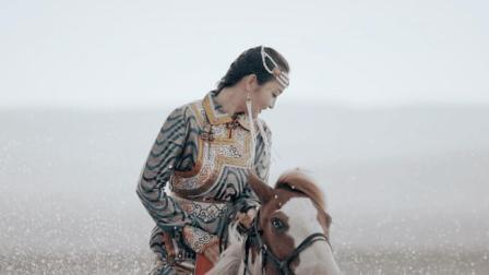 解放天性的草原美女 骑马摔跤无所不能 78