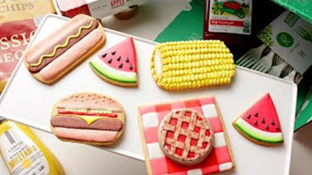 【喵博搬运】【食用系列】夏日野餐糖霜饼干( ′-`)