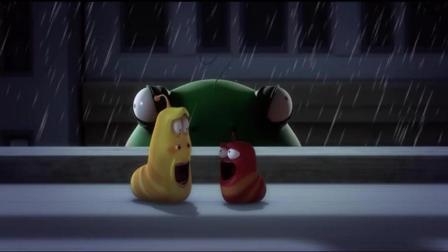 爆笑虫子: 青蛙和蜥蜴打架互殴, 真为他两的智商