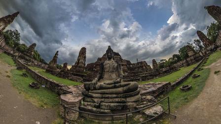 佛的千年古城,阿瑜陀耶