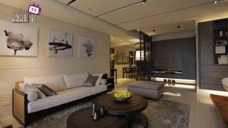 现代风格装修设计 设计师帮你设计自由自在的人文大宅