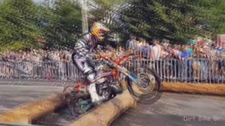 ROMANIACS 2017 WADE YOUNG CRASH AND INJURY