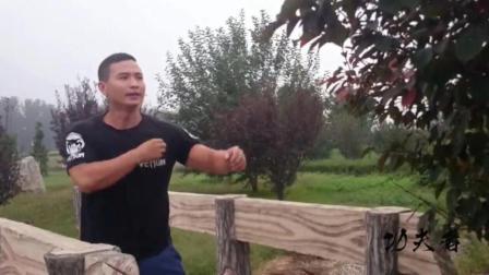 拳击爆发力和距离感训练