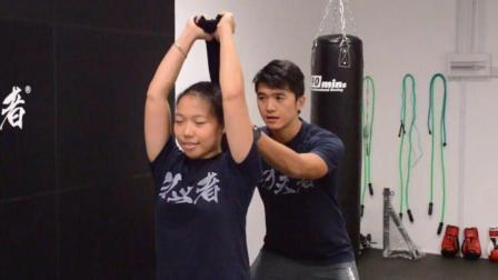 与同伴一起健身的方法课程第四课