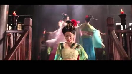 《唐朝好男人》剧中再次演唱主题曲《唐人》, 旋律优美, 舞蹈优雅!