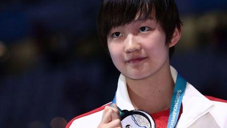 中国军团0729综述:15岁小将奖牌超孙杨 女神闯进决赛