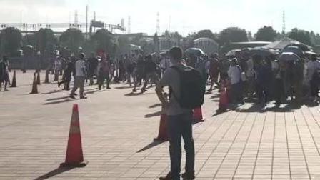 Chinajoy现场突发打架事件 不足两分钟即遭保安制止