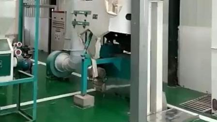荞麦加工设备