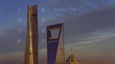 Vertical City 垂直城市——飞翔在上海中心