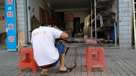 不锈钢防盗网制作视频 崇仁县成长家园房子新房楼盘房产
