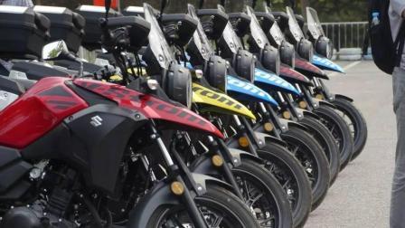 越野场地现场测试豪爵铃木DL250, 这款定义为旅行车的伪拉力摩托真的值得购买么?