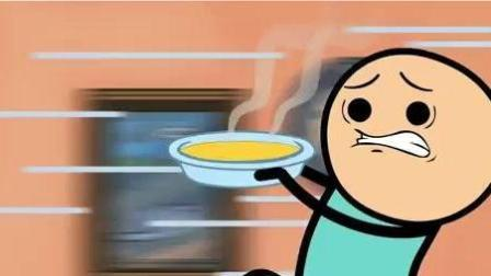 """黑色幽默线条人动画——""""爱不释手&"""