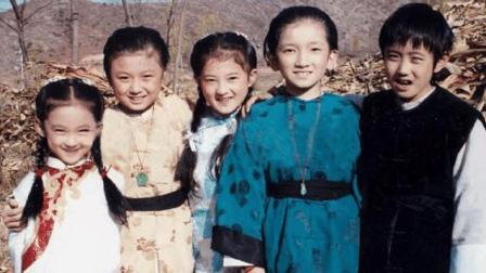 《望夫崖》捧红的五童星, 有人变才女有人变总裁, 她越长越漂亮却不火