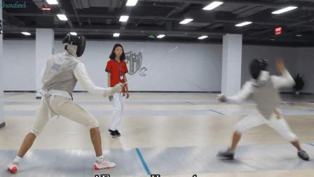 法国击剑大师Marc Bigorra, 在杭州等你