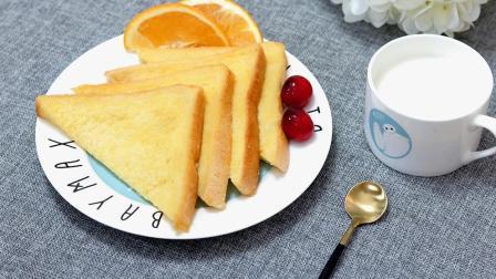 Vivi烘焙课堂(22) - 法式蜜糖吐司