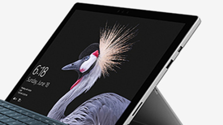 Surface Pro 2017 官方宣传片