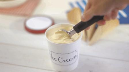 生活小技巧: 冰淇淋的正确储存法, 轻松告别硬邦邦