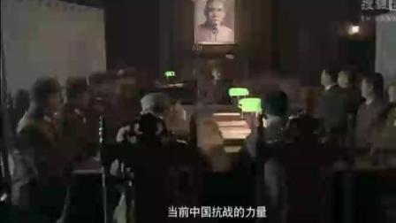 陈诚指出的百团大战的目的真是一针见血啊!