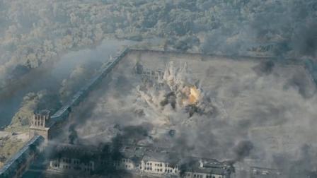 1941年德国空军在布列斯特要塞投下一枚2吨重的航弹