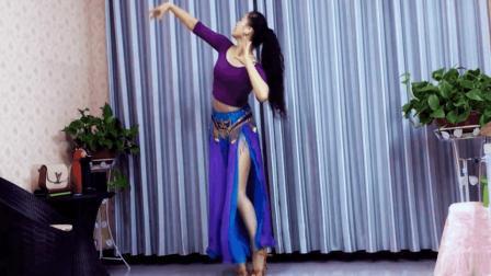 青青世界广场舞《好爱你》印度风情