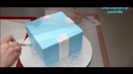 这么漂亮的珠宝盒子居然可以吃! 看蛋糕师是如何制作逼真蛋糕的!