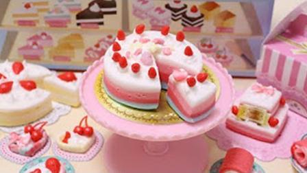 【喵博搬运】【日本食玩-不可食】迷你粘土蛋糕工坊ヽ(・ω・。)ノ