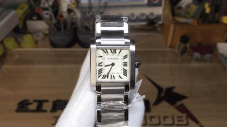 tank系列钢带款女装瑞士石英手表