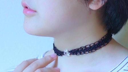 手工编织今年夏天最火爆时髦Choker项圈 项链 让你的脖子瞬间显长 121
