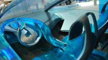 百公里0油耗, 长安全透明氢动力汽车, 跟红旗500亿有一拼