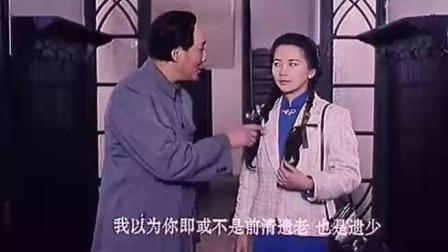 毛主席接受口才刁钻的女记者采访, 看采访的结果!