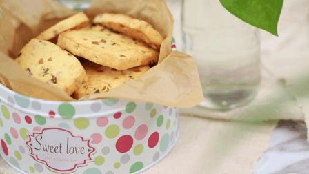 香葱芝士火腿饼干 每一口都唇齿留香 107